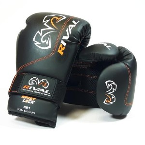 RIVAL Rival RB1 Ultra Bag Gloves - Best Boxing Gloves for Heavy Bag: Ultra-Comfortable Laminated Lining