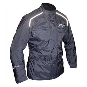 RJAYS VECTOR RAIN JACKET  - Best Raincoat for Motorcycle Riders: Totally Comfortable and Great Visibility