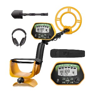RM RICOMAX Professional Metal Detector - Best Metal Detector under 200: Two-Digit Numeral System
