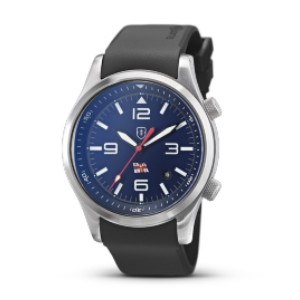 RNLI CANFORD - Best Waterproof Watches: Solid Marine-Grade 316L Stainless Steel Case
