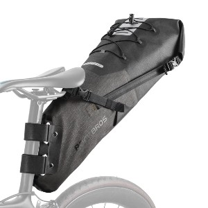 ROCKBROS Bikepacking Bag Waterproof - Best Bicycle Saddle Bag for Touring: Best bang for your buck