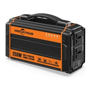 ROCKPALS 250-Watt Portable Generator  - Best Portable Power Station Under $200: Clean, steady, and safe electricity