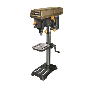 ROCKWELL RK7033 - Best Drill Press for the Money: Table Bevels 45-Degrees Right and Left