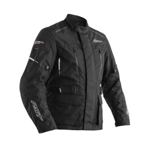 RST Tour Master II Textile Jacket - Best Raincoat for Motorcycle Riders: Adjustable Arm and Waist