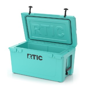 RTIC 65 Quart Hard Cooler - Best Cooler to Keep Ice: Everything in one