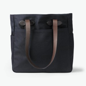 Filson Rugged Twill Tote Bag - Best Tote Bags for Women: An Abrasion-Resistant, Water-Repellent Tote