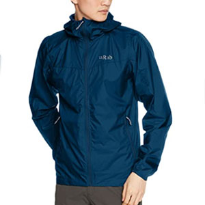 Rab Men's Vital Windshell Hoody - Ultralight Hooded Wind Breaker - Best Jacket for Wind: The Vital Windshell windbreaker jacket