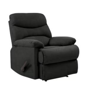 Andover Mills™ Rabon  - Best Recliners for the Money: Pillow-Top Arms to Encourage Comfort