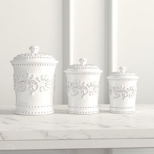 Kelly Clarkson Home Racine  - Best Canister Sets for Kitchen: A Great Hostess Gift!