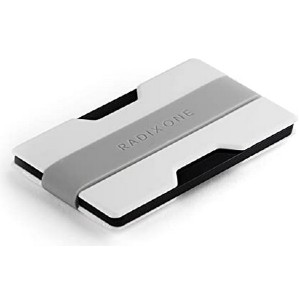 Radix One Slim Wallet - Best Minimalist Wallet for Men: Less than an ounce