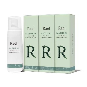 Rael Natural Feminine Cleansing Wash - Best Feminine Wash for Itching: Herbal Components Wash