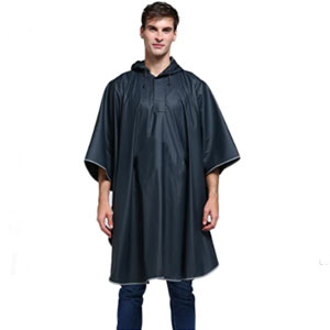 Rainfun Packable Light-Weight Raincoat - Best Raincoats for Festivals: Lightweight Raincoat