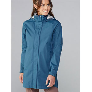 REI Co-op Rainier Long Line Rain Jacket  - Best Rain Jackets For Europe: Good Coverage Rain Jacket