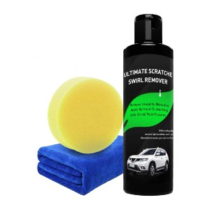 Randalfy Car Scratch Remover - Best Car Scratch Remover: Safe for All Vehicle Paint