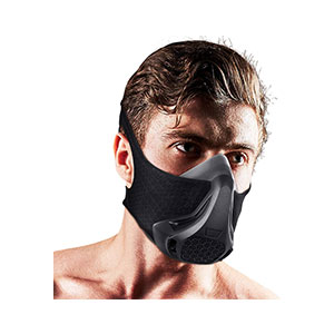 Rapify Workout Mask 24 Breathing Levels  - Best Masks for Working Out: Premium Mask and Adjustable Fit Mask.