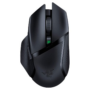Razer Basilisk X HyperSpeed - Best Wireless Mouse for Gaming: Durable Mechanical Switches