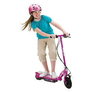 Razor E100 Electric Scooter  - Best Electric Scooter for 5 Year Old: The best gift for your kid