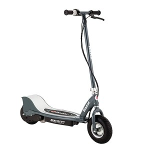 Razor E300 Electric Scooter - Best Electric Scooter Under $500: 220 lbs capacity