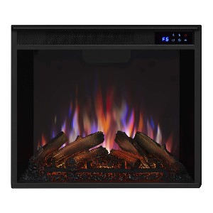 Real Flame Calie Electric Media Fireplace - Best Electric Fireplace Freestanding: Best high-end pick
