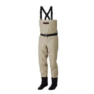 Redington Crosswater Wader  - Best Waders for Surf Fishing: Minimalist design