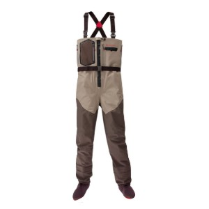 Redington Sonic-Pro HDZ Mens Waders  - Best Waders for Fly Fishing: Comfy neoprene booties