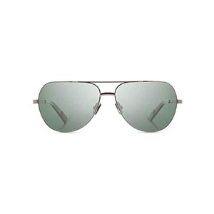 Shwoodshop Redmond Metal - Best Sunglasses Made in USA: Looks Good on Most Face Shapes