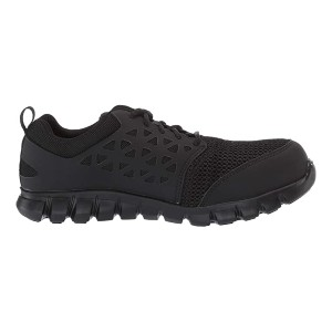Reebok Sublite Cushion Work Comp Toe SD - Best Safety Shoes for Womens: Lightweight Work Shoes
