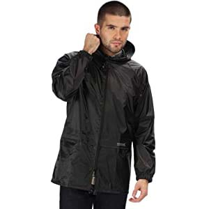 Regatta Stormbreak Jacket Dark Olive - Best Raincoats Amsterdam: Breathable and packable