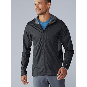 REI Co-op Merino Sport Ultra Light Hoodie - Men's - Best Jacket for Wind: Casual windbreaker design