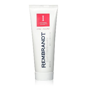 Rembrandt Mint Flavor - Best Whitening Toothpaste for Smokers: Over 50,000 Dentists Dispense Rembrandt's Clinically Proven