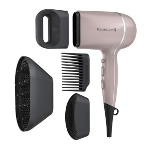 Remington Pro Wet2style - Best Hair Dryer and Diffuser: Faster Styling and More Protection