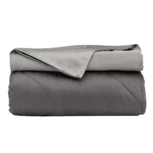 LUXOME. Removable Cover Weighted Blankets - Best Weighted Blanket for Adults: No Weight Bunching or Excess Heat