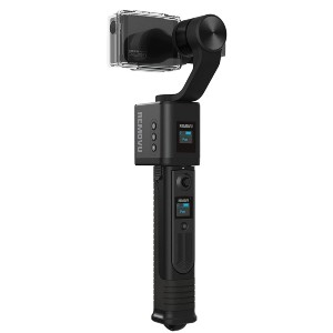 Removu S1 Rainproof Wearable/Mount Anywhere 3-Axis Gimbal - Best Camera Stabilizers for GoPro: Versatile GoPro Stabilizer