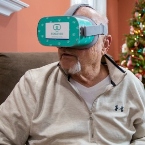 Rendever Virtual Reality - Best VR for Seniors: Reminiscence therapy tools