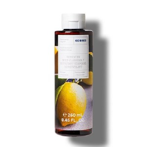 Korres Renewing Body Cleanser - Best Shower Gel for Women: Depleted and Dehydrated