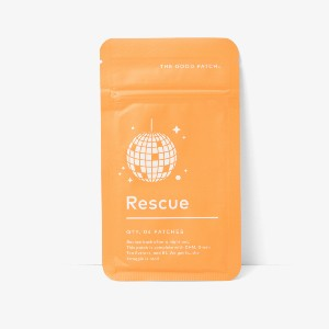 The Good Patch Rescue - Best Patches for Motion Sickness: Simply Take Off When You're Done