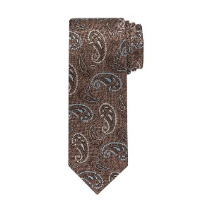 Jos A Bank Reserve Collection Paisley Tie - Best Tie for Brown Suit: Elevates your look
