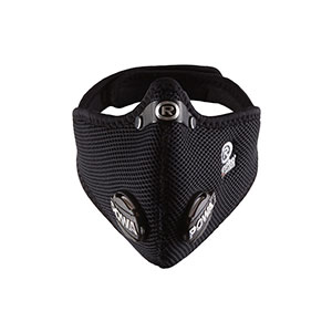 Respro Ultralight Mask Black - M - Best Masks for Working Out: Good Airflow Performance.