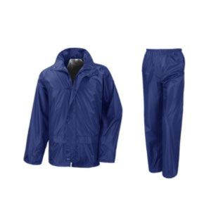 Result Mens Core Rain Suit - Best Raincoats Under $100: Two Spacious Front Pockets