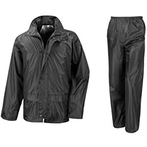 Result Mens Core Rain Suit - Best Raincoats for Hiking: Simple, affordable, comfortable