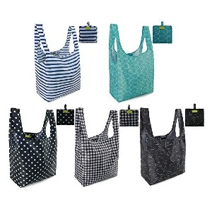 BeeGreen Reusable Shopping Bags  - Best Washable Shopping Bags: Just toss and go