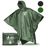10 Recommendations: Best Raincoats for Hiking (Oct  2020): Multi-purpose rain poncho