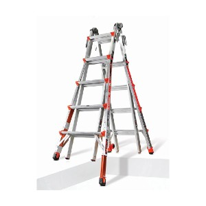 Little Giant Revolution Model 22 - 12022-801 - Best Lightweight Ladders: Enjoy an Unmatched Feeling of Stability