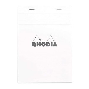 Rhodia Notepad Squared  - Best Notebook for Fountain Pens: Best for budget
