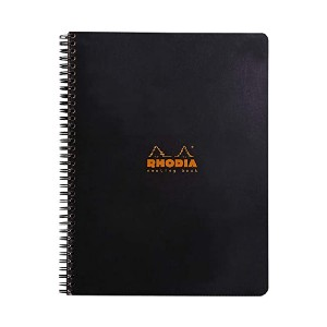 Rhodia Wirebound Meeting Book - Best Notebook for Meeting Notes: Best overall