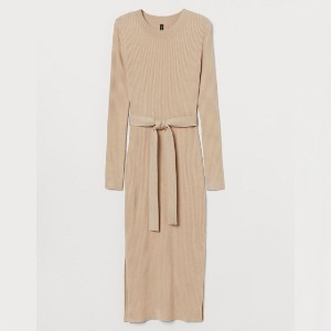 H&M Rib-knit Dress - Best Knit Dresses: Easy to mix and match