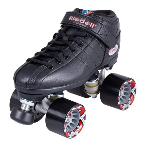 Riedell R3 - Quad Roller Skate for Indoor / Outdoor - Best Roller Skates for Men: Durable Roller Skates