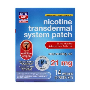 Rite Aid Nicotine Patches - Best Nicotine Patches: All Day Aid to Quit Smoking