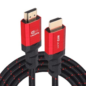 Ritz Gear 4K HDMI Cable - Best HDMI Cables for Apple TV 4K: High-Resistance Parts