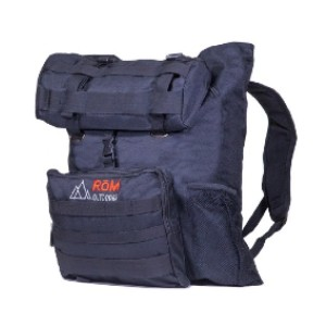 Rom Outdoors RōM Pack - Best Waterproof Backpack for Hiking: Removable Saddlebags
